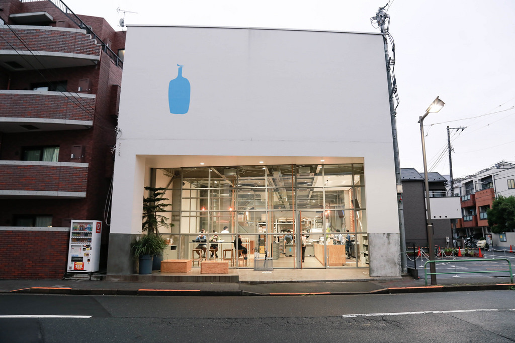 photo credit: 東京:Blue Bottle Coffee/清澄白河店 via photopin (license)